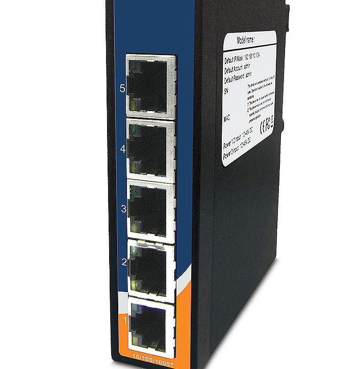 Industrial Ethernet Switches Rugged Science