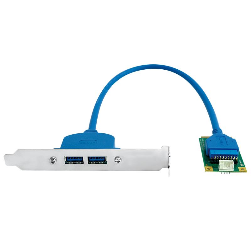 UMX-100 2-Port USB 3 0 Expansion Card | Rugged Science