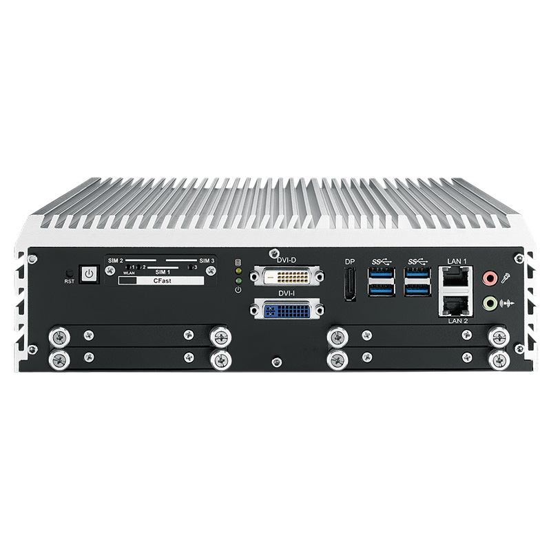 IVH-9204MXC Rugged Vehicle Computer with CANBus and PoE | Rugged Science