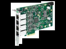PE6004 PCIe Expansion Card